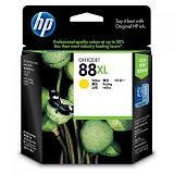 HP Yellow Ink Cartridge 88XL [C9393A]